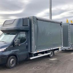 Wr Logistic Wojciech Rejkiewicz - Przeprowadzki międzynarodowe Dankowo