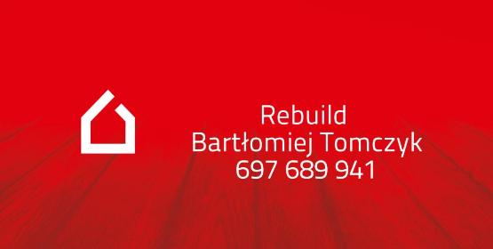 Rebuild - Płyta karton gips Rzeszów