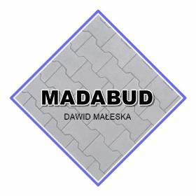 MADABUD - Układanie kostki brukowej Wierzbie