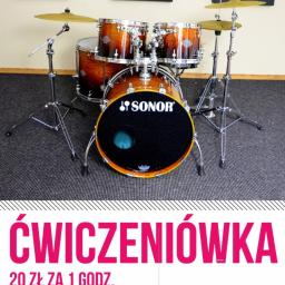 Nauka gry na instrumentach Poznań 3