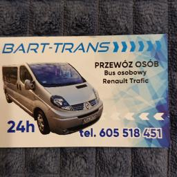Bart trans - Firma transportowa Dziwnów