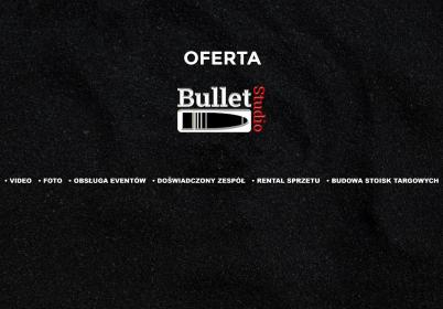 Bullet Studio - Agencje Eventowe Chorzów