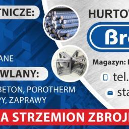 Handel i Usługi Transportowe Wojciech Brelski - Firmy budowlane Brusy