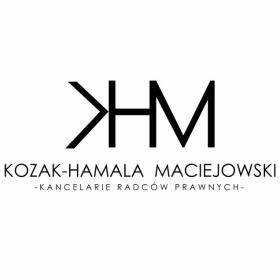 EDYTA KOZAK-HAMALA OLAF MACIEJOWSKI - RADCOWIE PRAWNI - SPÓŁKA CYWILNA - Kancelaria Adwokacka Kraków
