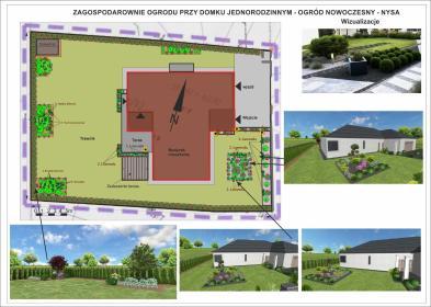 Pracownia Art. Garden-Home - Projektowanie Ogrodów Pakosławice