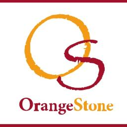 Orange Stone - Blaty kamienne Różyny