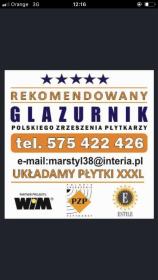 Mar -Styl Rekomendowany Glazurnik - Płytki Piotrków Trybunalski