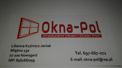 Okna- pol - Okna Na Wymiar Nowogard