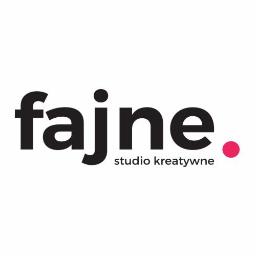 Fajne studio kreatywne - Projektowanie logo Kielce