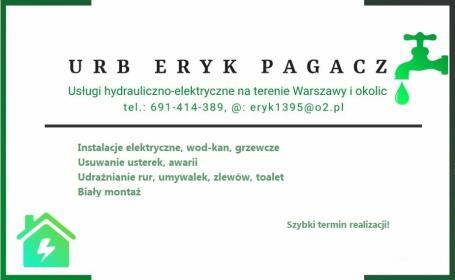 URB Eryk Pagacz - Instalacje Zakościelne