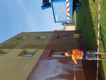 Mart-Pol - Malowanie elewacji Brzeżno