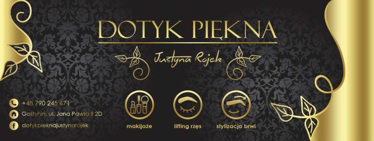 Dotyk Piękna - Justyna Rojek - Makijaż Wieczorowy Gostynin