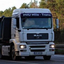 PHU Mila-Trans - Budowanie Potulice
