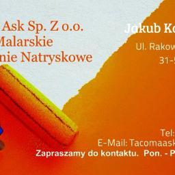Tacoma Ask Sp. Z o.o. - Tapetowanie Kraków