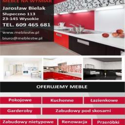 Meble STW - Stolarz Maciejów nowy