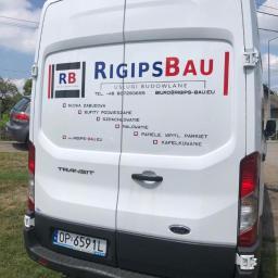 Rigips Bau - Montaż Sufitu Podwieszanego Opole
