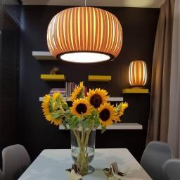 Pracownia lamp z drewna - Instalacja Oświetlenia Opole