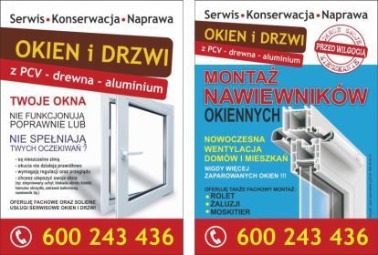 OK-REM Mariusz Kowalski - Naprawa okien Grójec