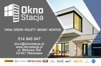 OknoStacja - Bramy garażowe Warszawa