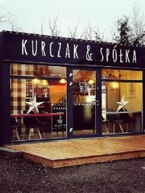 Kurczak&spółka - Catering świąteczny Lusówko