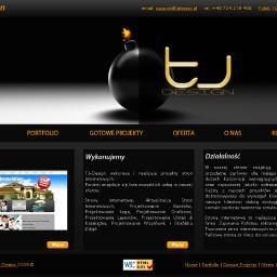TJ-Design - Internet Poznań