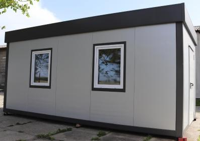 KAMP KONTENER S.C. PRODUCENT KONTENERÓW - Budowa domów Laszki