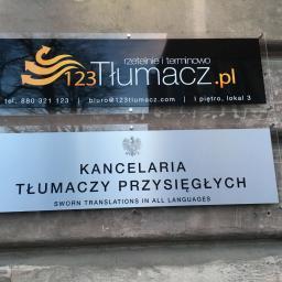 Biuro Tłumaczeń Kraków - Tłumacz Języka Angielskiego Kraków