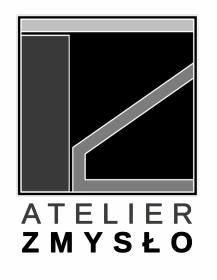 ATELIER ZMYSŁO - Adaptacja projektów Kraków