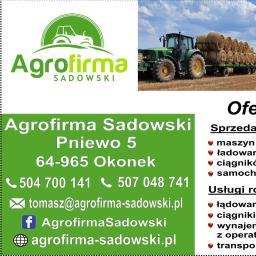 AGROFIRMA - Usługi Pniewo