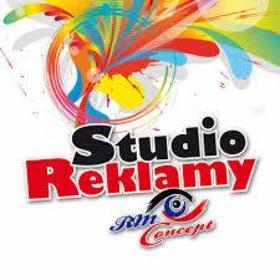 Studio Reklamy RM Concept - Drukowanie Naklejek Rybnik