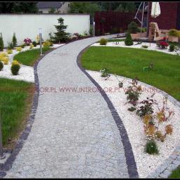 Projektowanie ogrodów Zabłocie 2