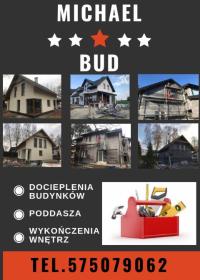 MichaelBud - Ocieplanie budynków Pruszków