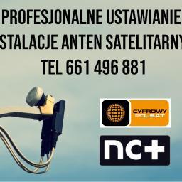 Pan Pawełek Paweł Aleksiejuk - Montaż Anteny Satelitarnej Siemiatycze