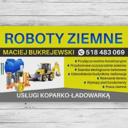 Usługi Koparko-Spycharskie - Brukarze Augustów