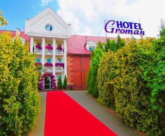 Hotel Groman - Agencje Eventowe Sękocin stary