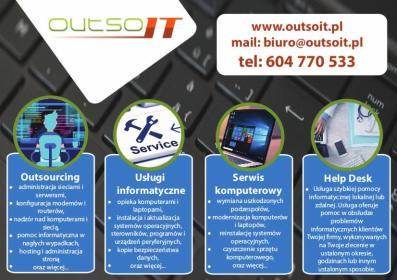 OutsoIT - Firma IT Chojnice