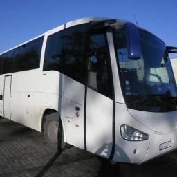"""""""St bus"""" - Firma transportowa Olsztyn"""