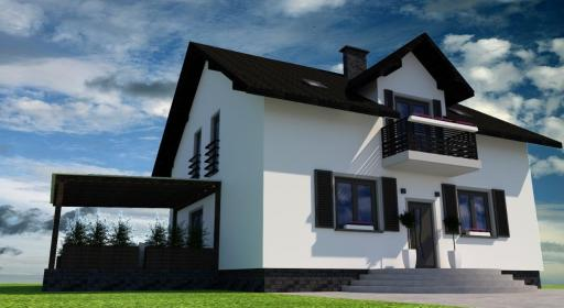 MoRo - Projekt - Adaptacja Projektu Domu Cielcza
