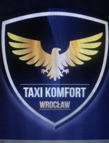 Komfort Taxi Wrocław - Przewóz osób Wrocław