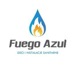 FUEGO AZUL - Instalacje sanitarne Chorowice
