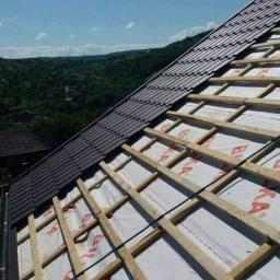uslugi dekarstwo - Krycie dachów Kamienna