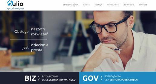 Hulio Agencja Interaktywna - Sklep internetowy Opole