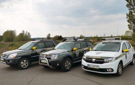 GROM Agencja Ochrony i Szkolenia Psów - Alarmy Piła