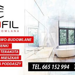 BUDFIL Firma Budowlana - Usługi Glazurnicze Twardorzeczka