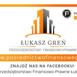 Przedsiębiorstwo Finansowo-Prawne Doradztwo Kredytowe Łukasz Greń - Kredyt Brenna