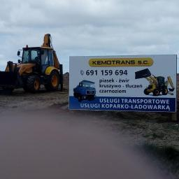 Kemotrans s.c - Transport busem Chwałka