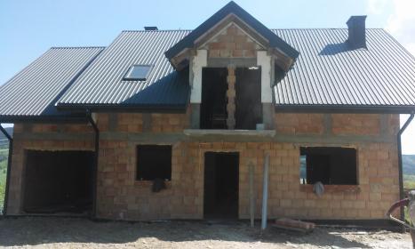 Uslugi remontowo Budowlane Kosiba Mariusz - Budowa domów Ropa
