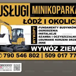 Ireneusz Wykrota - Roboty ziemne Łódź