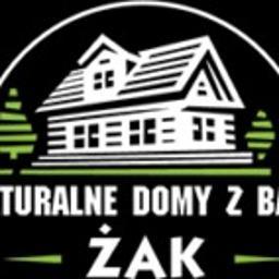 Naturalne domy z bali Żak - Domy z bali Sokolec