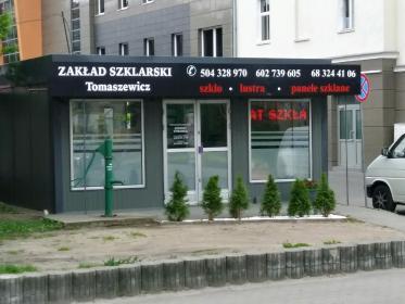 Zakład Szklarski Tomaszewicz - Szklarz Zielona Góra